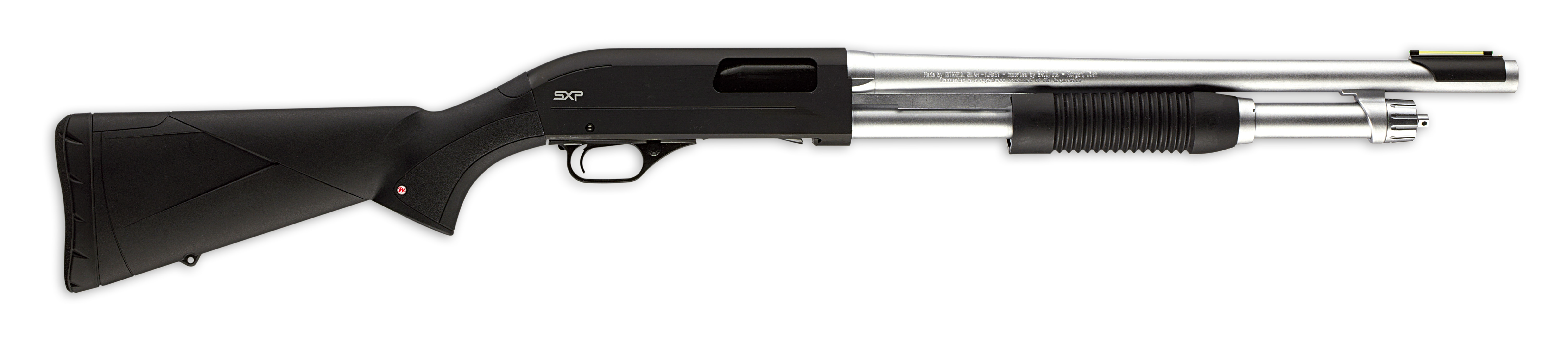 Winchester SXP Marine Defender Pump-Action Shotgun 02