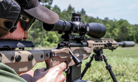 useful long range shooting for deer hunting game