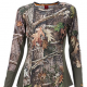 Front of SHE Outdoor EnduraSkin Ladies Shirt