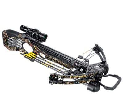 Browning ZERO 7 Crossbow review
