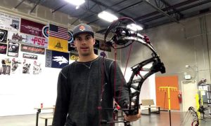 PSE Archery's New Evolve 35 Compound Bow