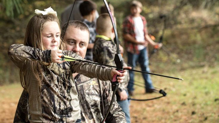 barnetts vertical youth bows